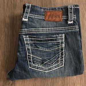BKE Jeans Payton distressed boot cut 28x31.5
